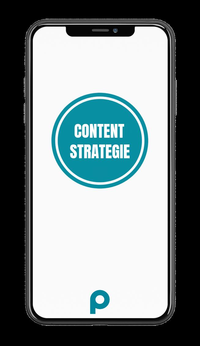 Content-Strategie-Smartphone
