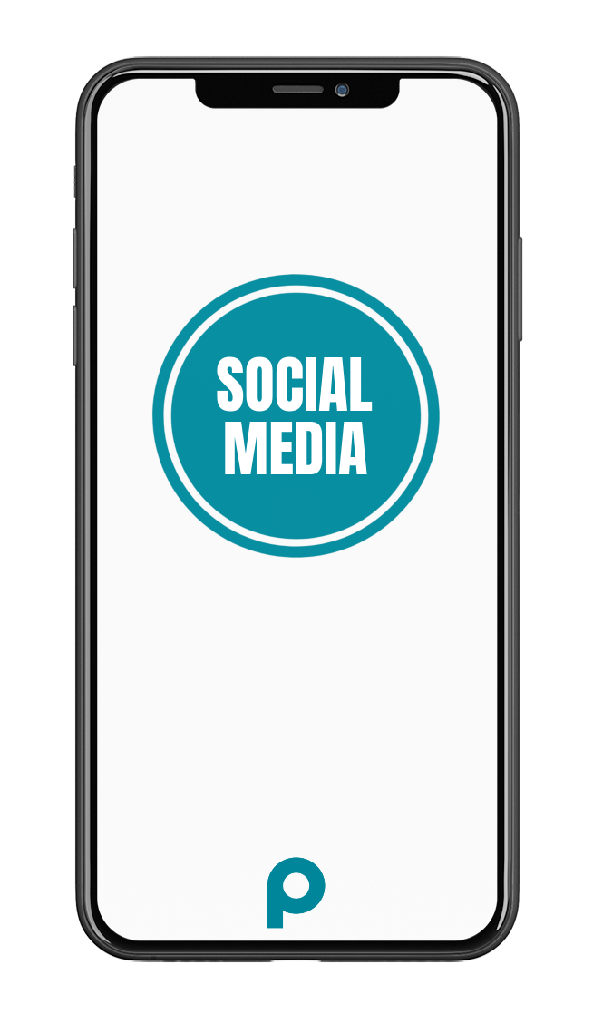 Social-Media-Smartphone